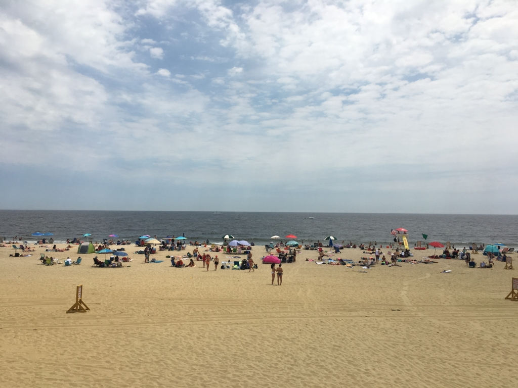 Long Branch Beach New Jersey