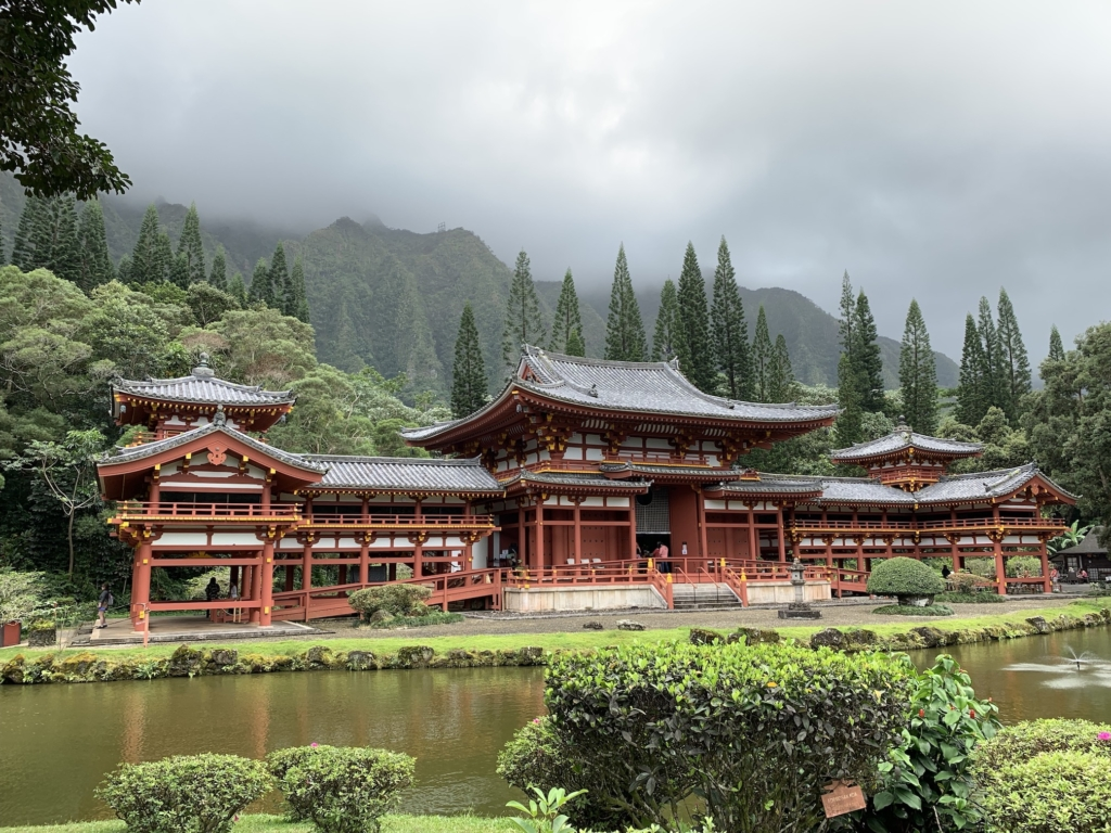 Byodo-In Oahu