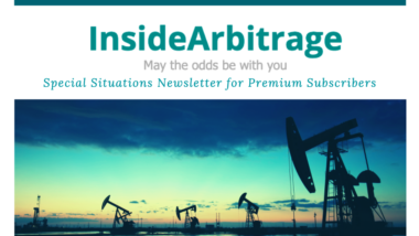 Special Situations Newsletter: August 2020