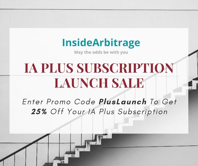 IA Plus Launch Sale